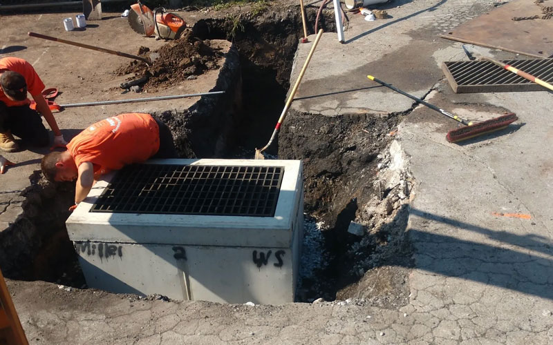 Storm Water System