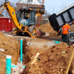 New Construction Sewer Lateral