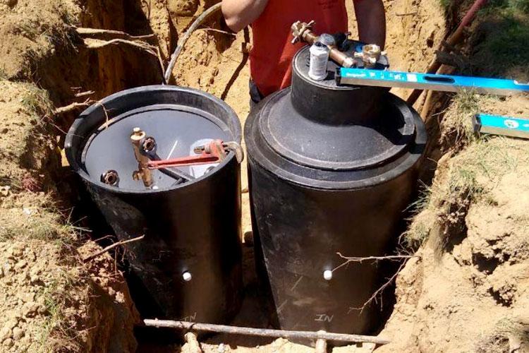 Grinder Pump Maintenance Contract
