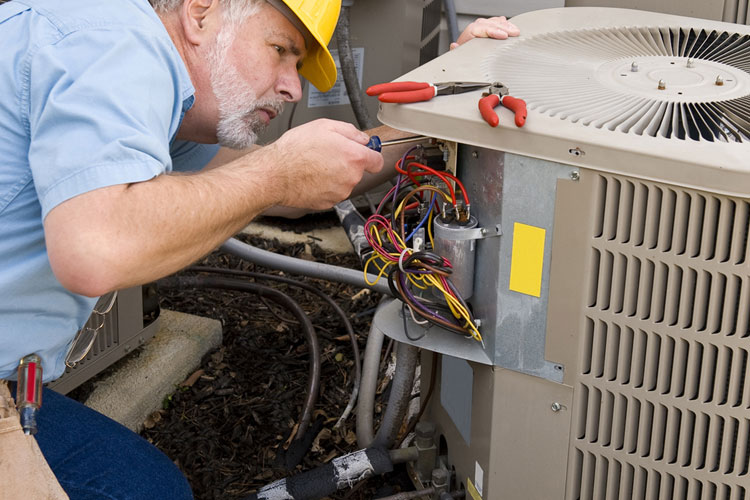 Heating and Air Conditioning Contract