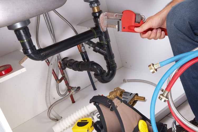 Residential Plumbing Contract