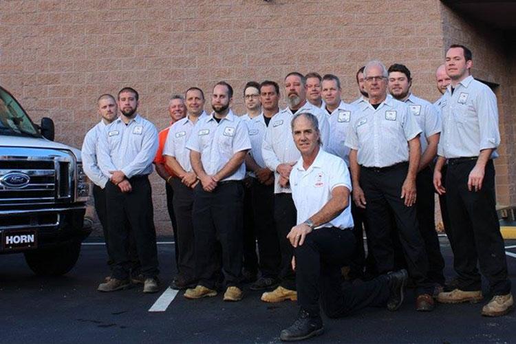 Horn Plumbing Team