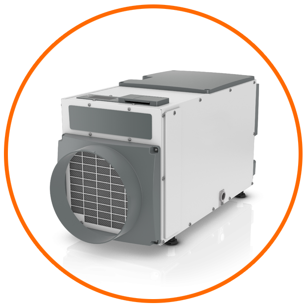 Air Quality Products - Dehumidifier