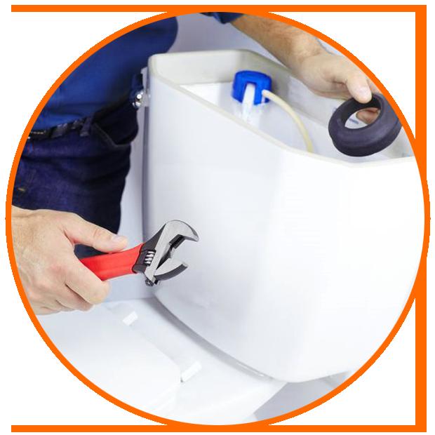 Toilet Plumbing Repair