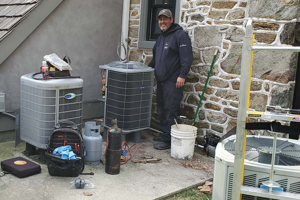 Emergency Air Conditioning Replacement Services
