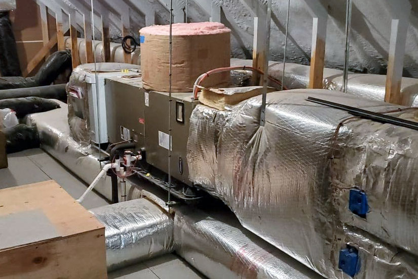 Residential & Commercial Air Conditioning Installation