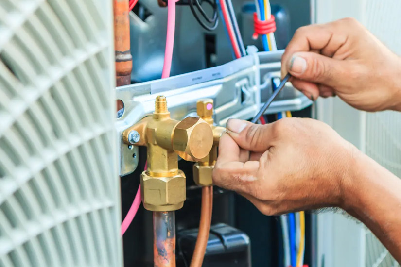 Comprehensive A/C Tune-Up