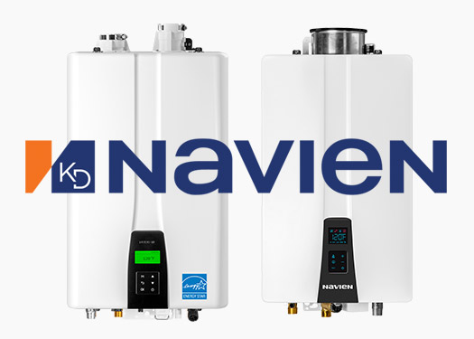Navien Tankless Water Heater Replacement