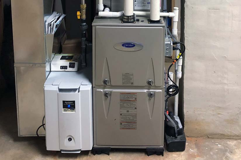 Forced Air Heating Repair Services