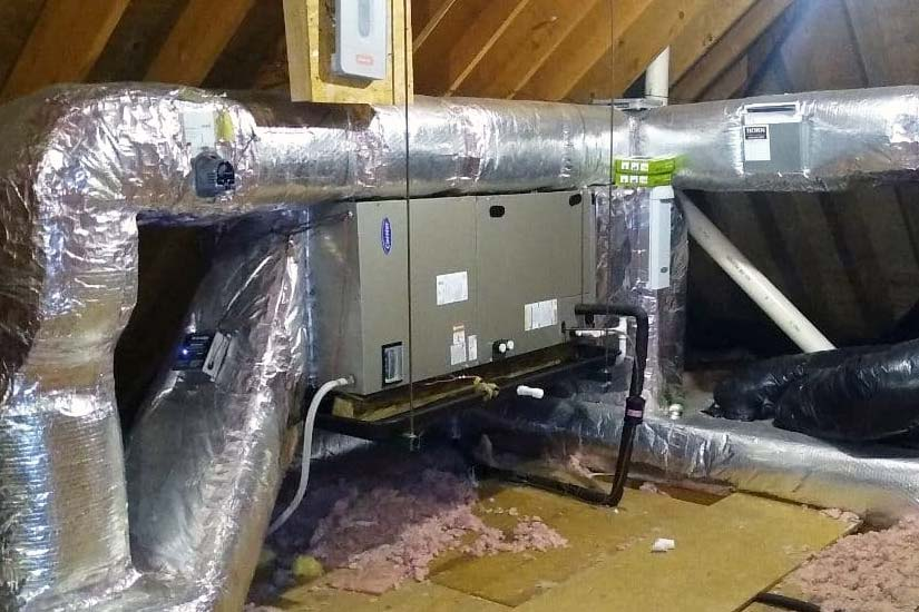 Furnace Replacement & Installation